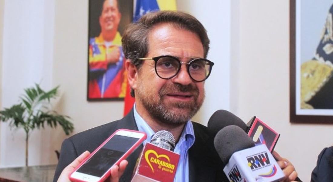 Rafael Lacava rechazó las acusaciones en su contra vinculadas a narcotráfico. Foto: El Impulso