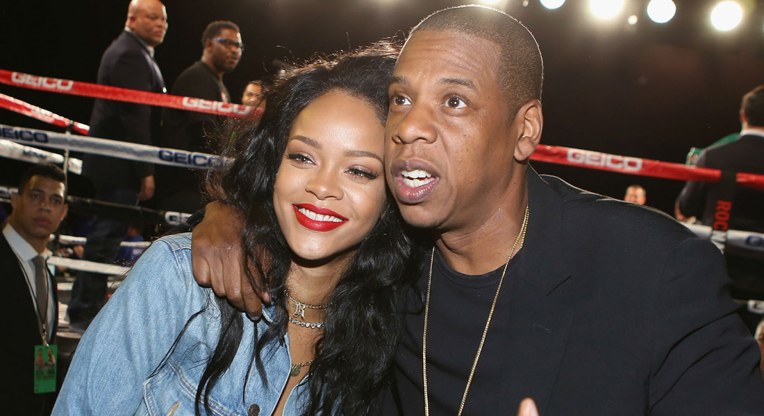 Rihanna, Jay-Z y Jack Dorsey anunciaron donación de 6,2 millones por el covid-19