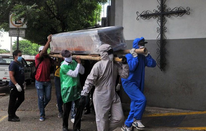 Ecuador superó cifra de 10.000 contagios del nuevo coronavirus