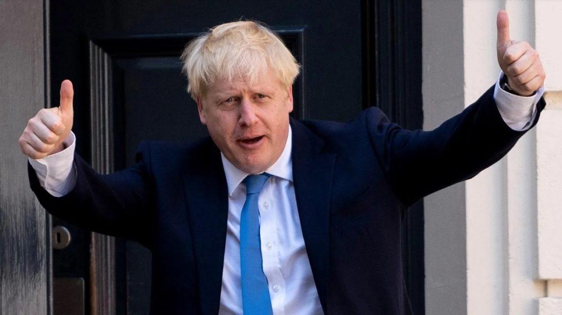 Boris Johnson   Foto: Cortesía