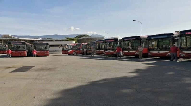 Habilitarán rutas de transporte de Metrobús para trabajadores de la Salud