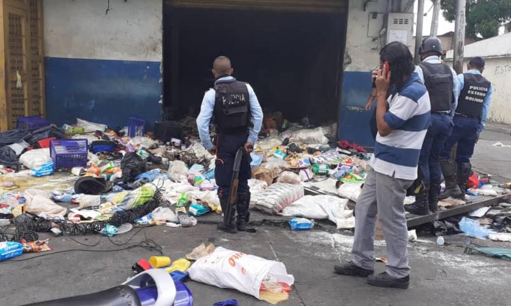 Sin gasolina y alimentos: protestas en Upata (Bolívar)