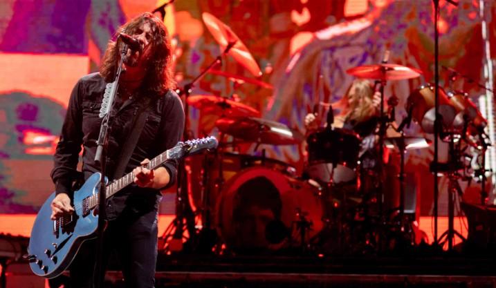 Foo Fighters anunció que estará presente en Rock in Rio Lisboa 2021