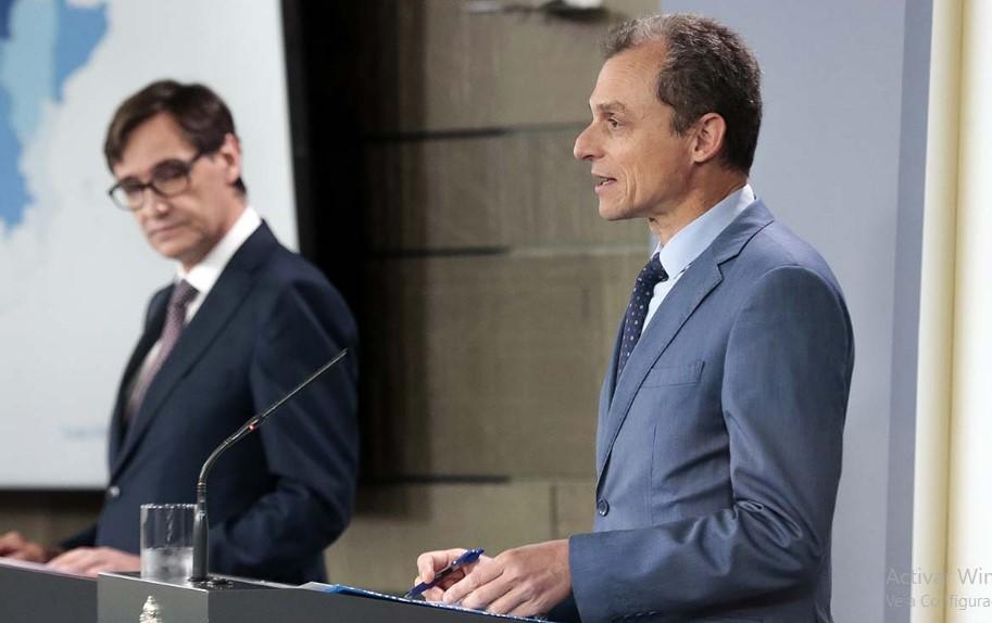 """Ministro español aseguró que hay """"desarrollos muy avanzados"""" para vacuna contra COVID-19"""