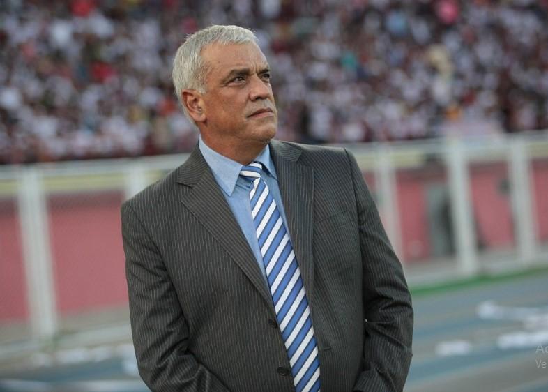 Richard Páez: Era seleccionador nacional y también traumatólogo en Mérida