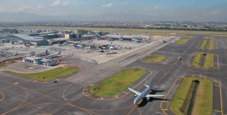 Colombia no retomará vuelos internacionales luego de finalizada la cuarentena