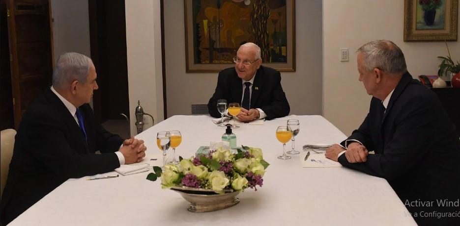 Pacto en Israel: Netanyahu y Gantz forman Gobierno de coalición