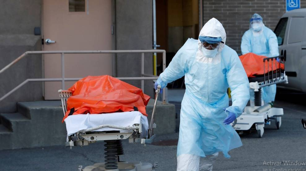 Cifra de muertos por COVID-19 en el mundo superó la cifra de 190.000