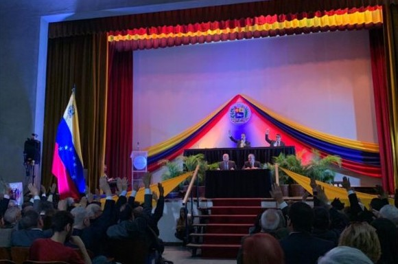"AN aprobó reglamento de ""Ley Especial del Fondo para Liberación de Venezuela"""