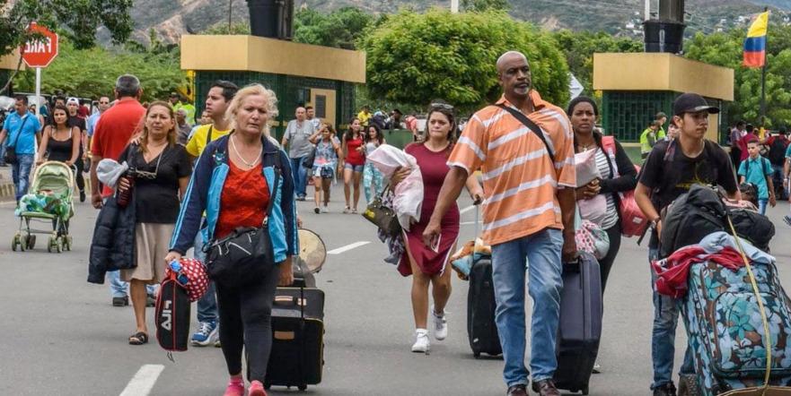 Migración Colombia recordó procedimientos migratorias para ciudadanos venezolanos