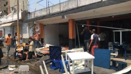 Dos heridos en Portuguesa por explosión de gas