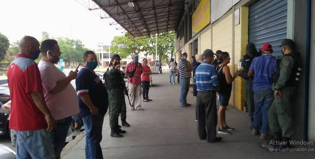Denuncian desalojos ilegales en Mercado Mayorista de Barquisimeto (Lara)