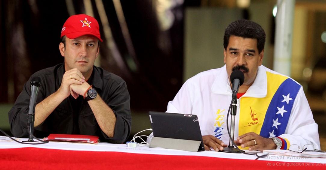 Maduro nombró a Tareck El Aissami como su nuevo ministro de Petróleo