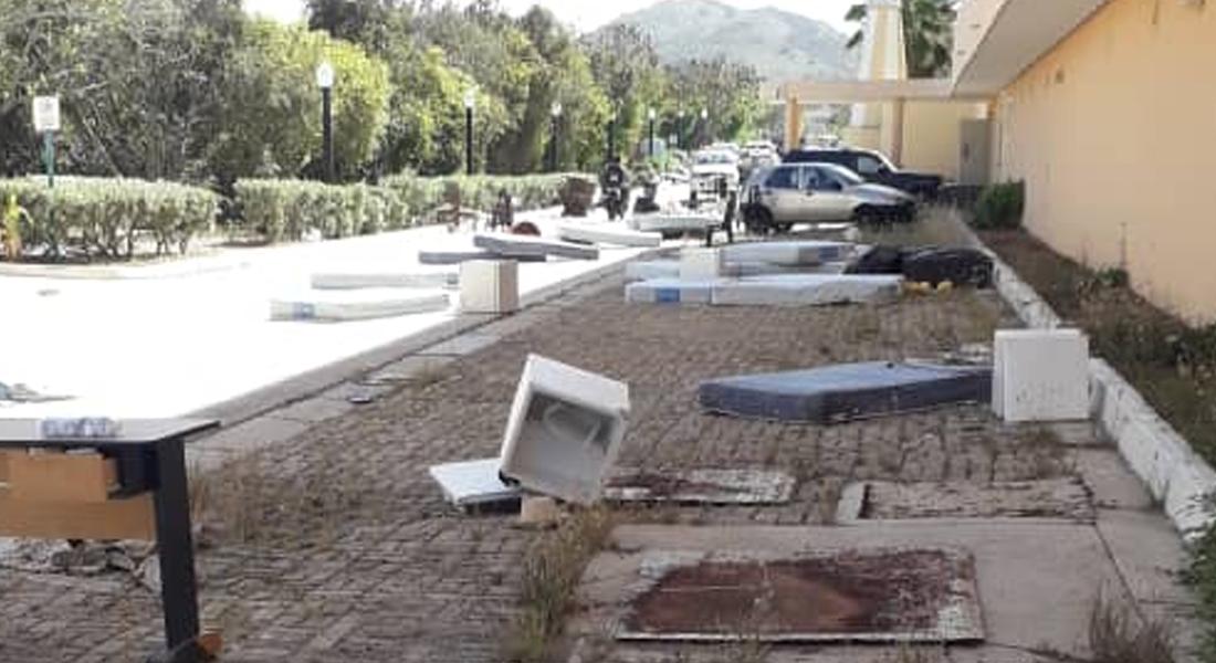 Tribunal dictó privativa de libertad para 12 personas por hechos contra hotel Portofino