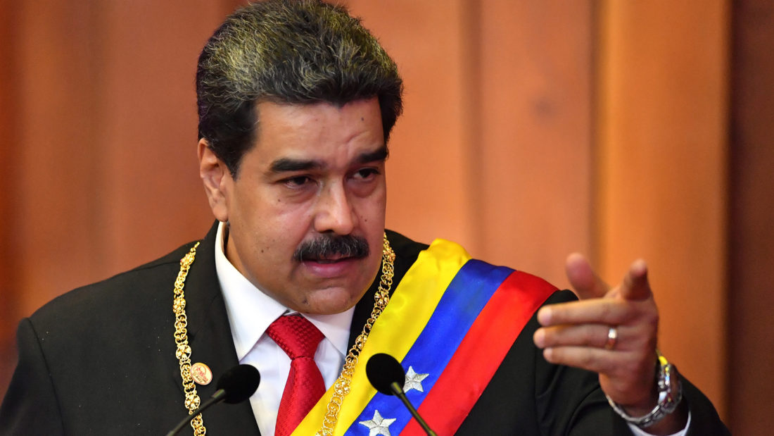 Macuto Nicolás Maduro