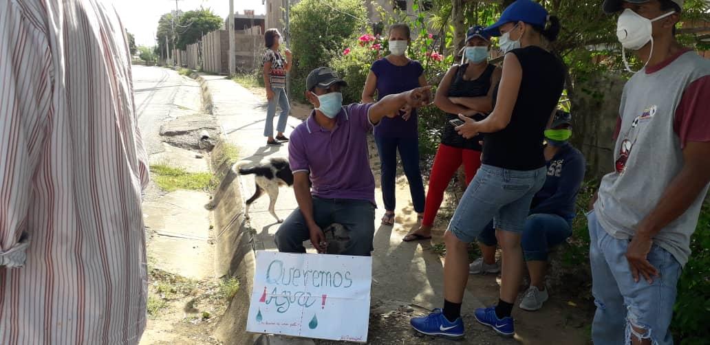 Protestaron | Foto: Cortesía