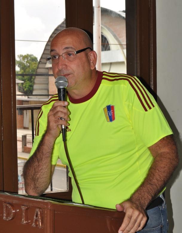 Alcalde de Turen   Foto: Cortesía