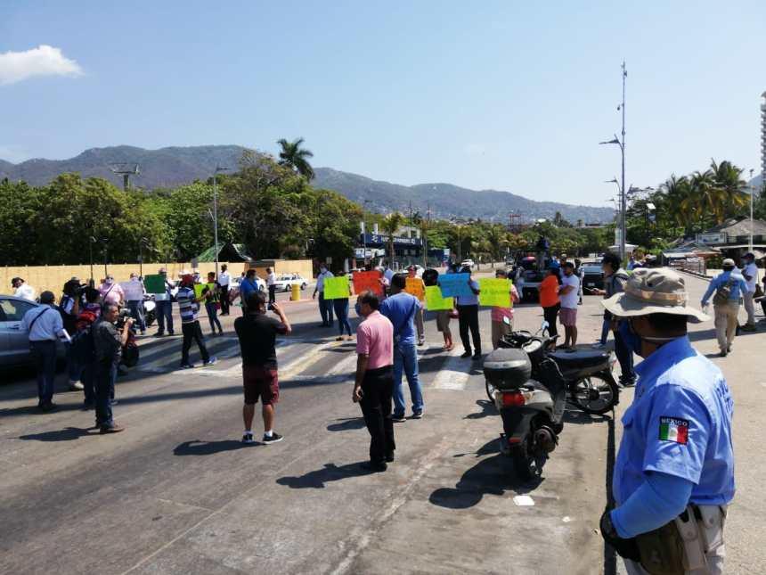 Periodista mexicano desaparecido es hallado muerto en la ciudad de Acapulco