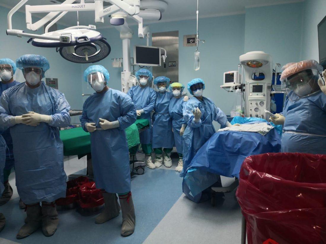 Embarazada dio a luz en Costa Rica