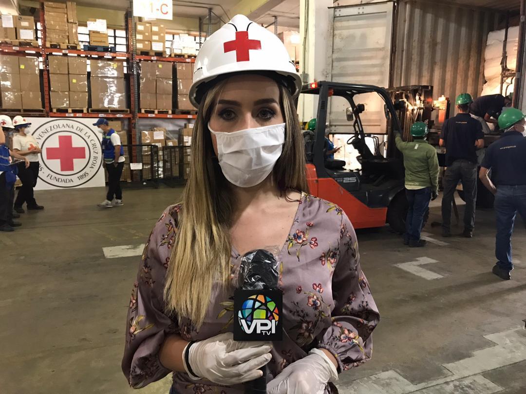 Bioseguridad y profesionalismo: periodistas brindan cobertura en Venezuela en medio de pandemia
