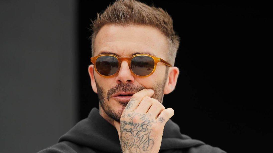 David Beckham