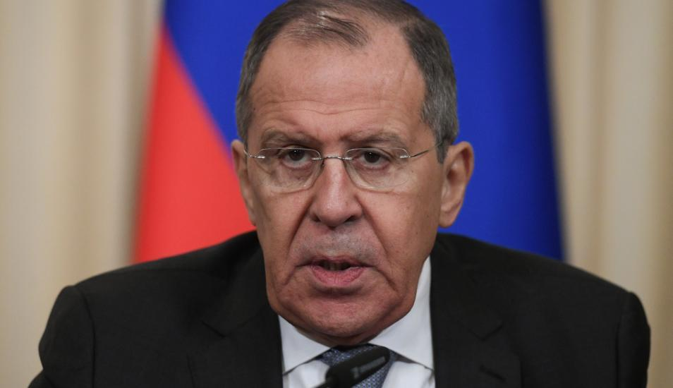 Serguéi Lavrov sobre Rusia y la OMS