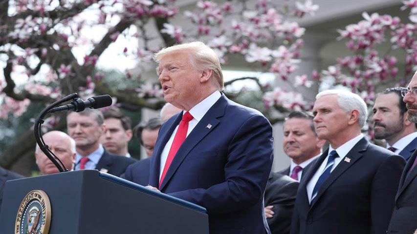Trump | Foto: Unión Radio