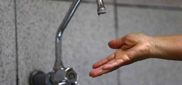 Agua en Chacao