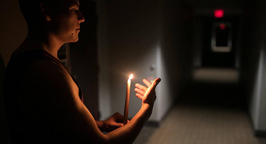 merida sin luz | Foto: Cortesía