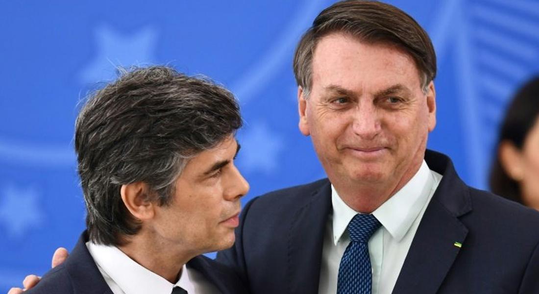 Brasil se convierte en el cuarto país con más contagios de covid-19 pero Bolsonaro no cambia su política