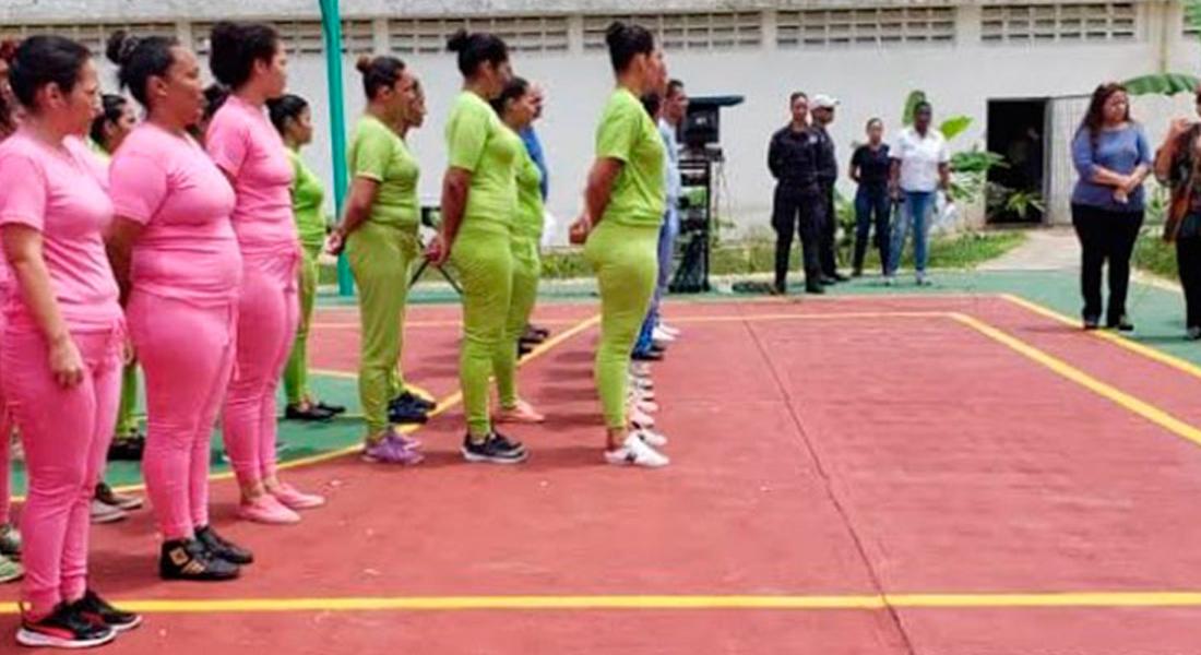 Cuatro privadas de libertad se fugaron de cárcel femenina en Tocuyito