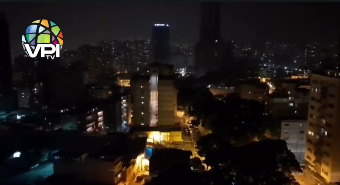 Diferentes sectores de Caracas se sumaron al cacerolazo de este martes