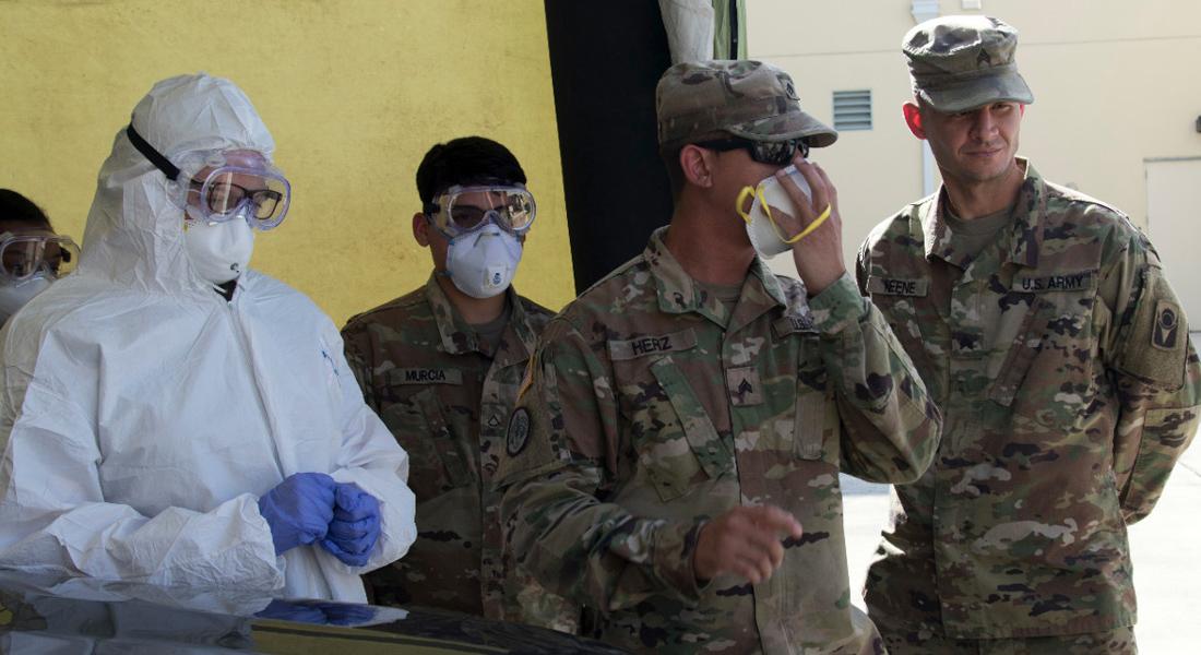 Ejército de EEUU aplica tecnología térmica para detección del covid-19