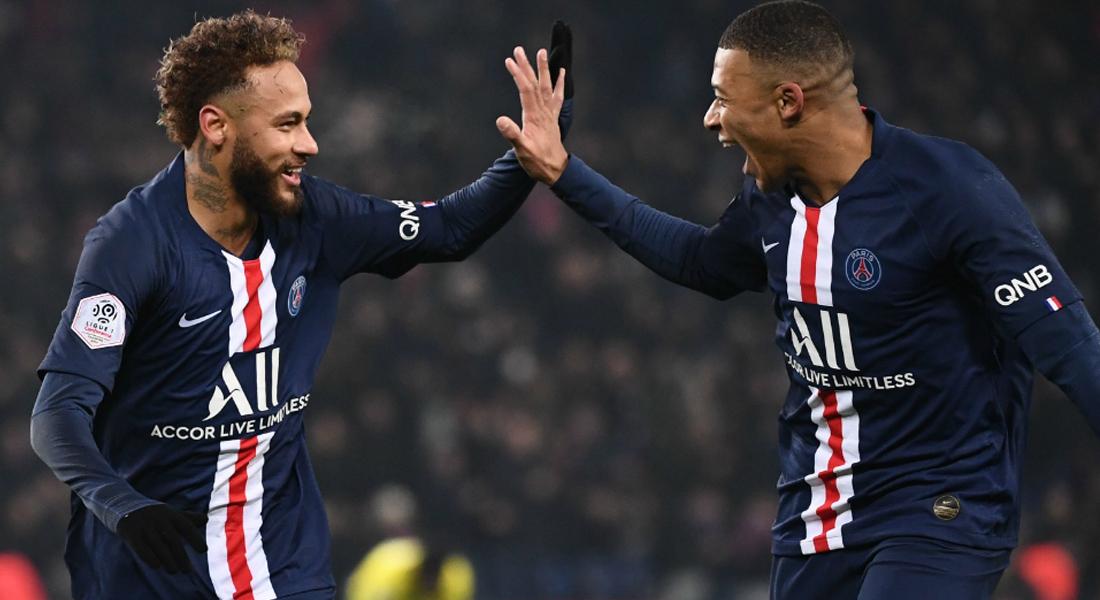 Jugadores del PSG recibirán lujoso premio tras ganar liga francesa
