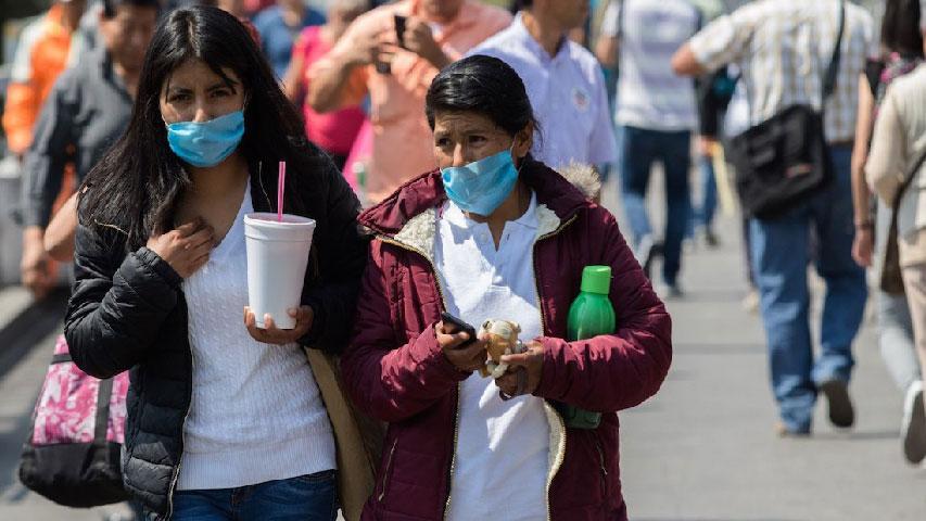 México - coronavirus
