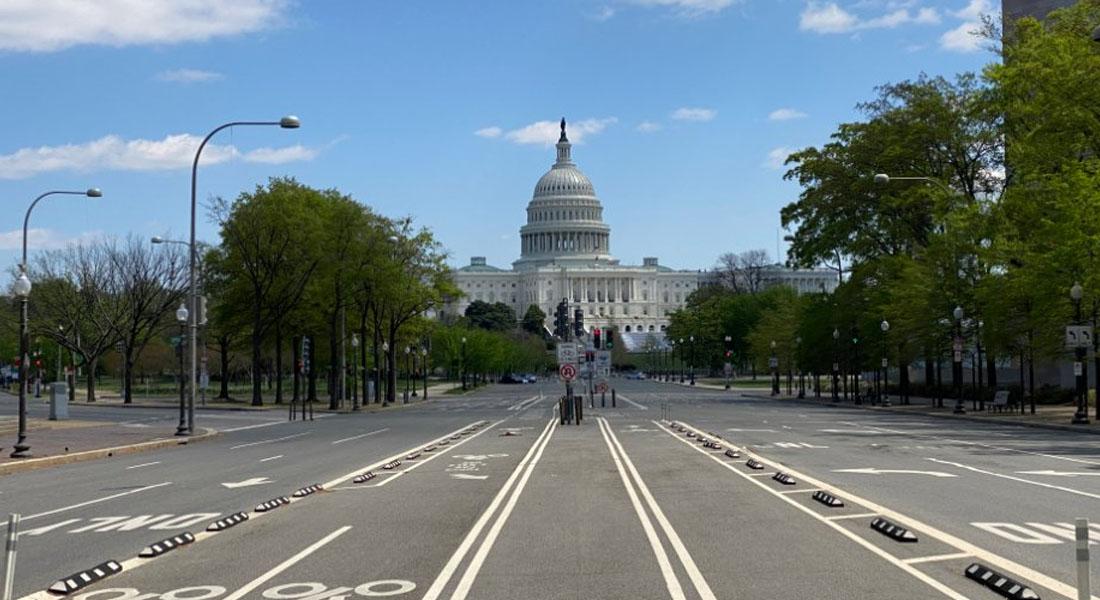 protestasMuertes por covid-19 en Estados Unidos superaron las 93.000 foto AFP