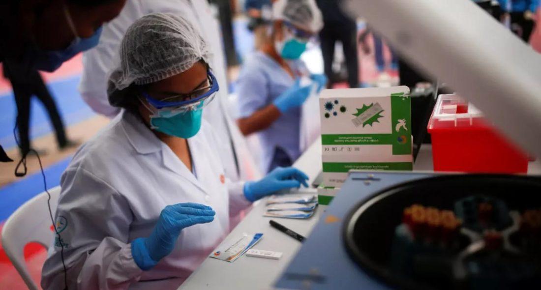 4.020 casos de COVID-19 detectados en Perú durante últimas 24 horas
