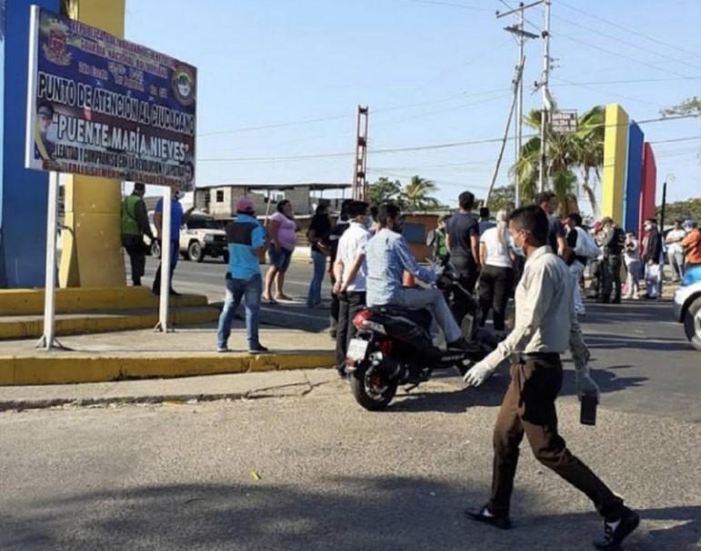 Toque de queda en tres municipios del Zulia por emergencia sanitaria