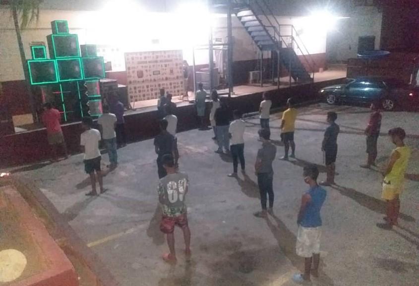 20 detenidos en Zulia por incumplir medidas de la cuarentena