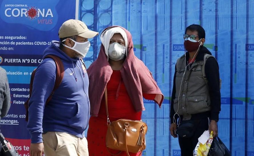 Extendieron cuarentena por pandemia en Perú