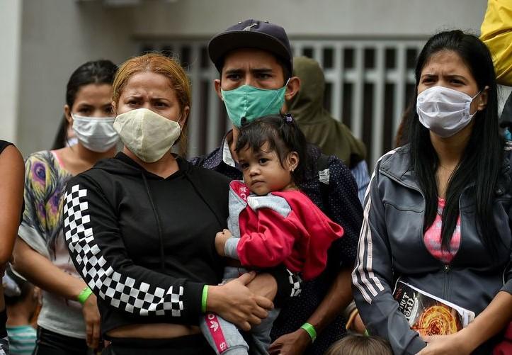 Casos positivos por COVID-19 en Venezuela se elevó a 944