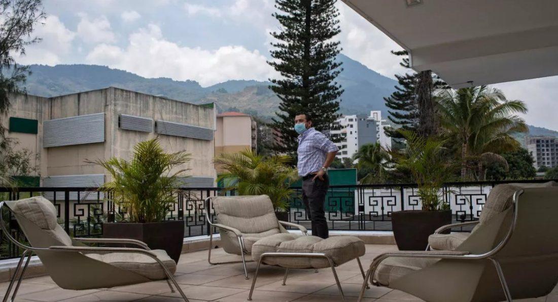 Residencia presidencial de El Salvador fue habilitada para personal de la salud