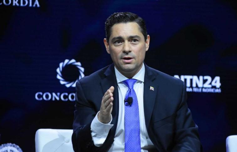 Embajador (E) Vecchio: Comunidad internacional debe unificarse para impulsar Gobierno de Emergencia en Venezuela