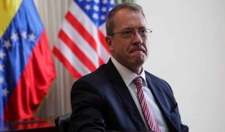 James Story desmintió reunión Trump-Guaidó para planear incursión marítima a Venezuela