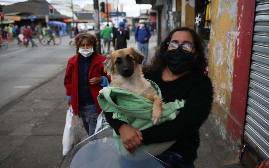 Más de 300 muertes en Chile por COVID-19