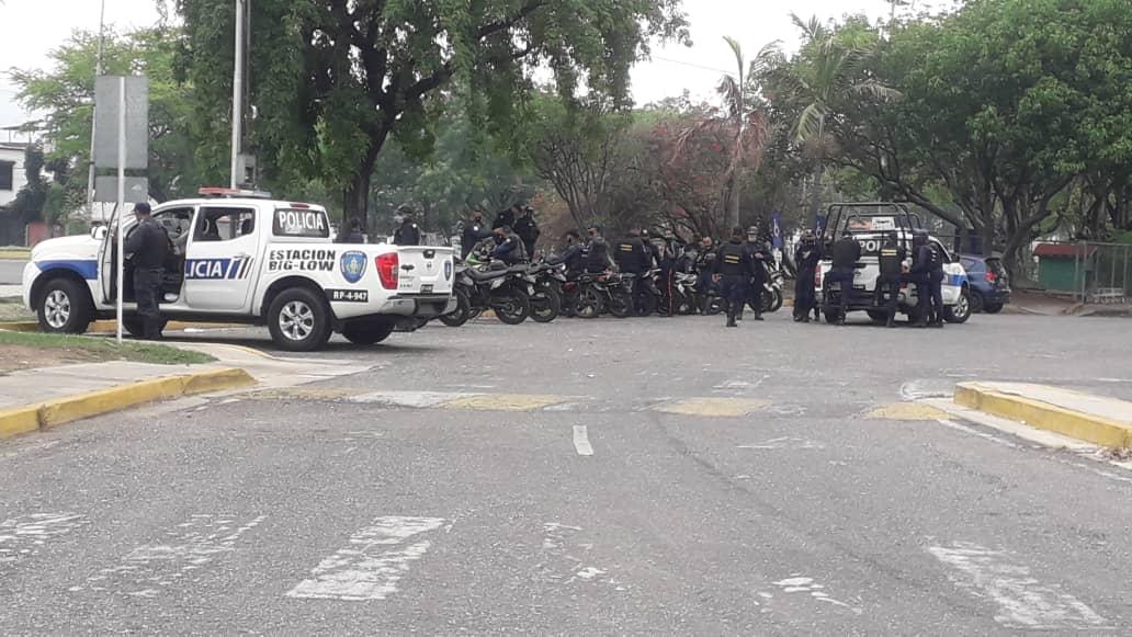 protesta en Carabobo