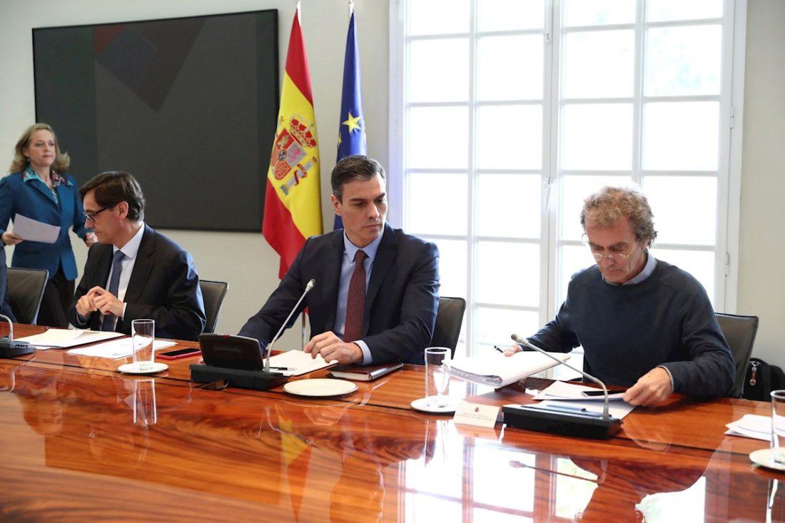 España llamó a no tomar medidas precipitadas en lucha contra COVID-19