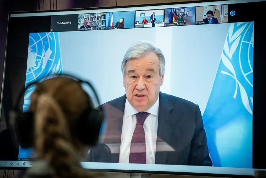 """ONU llamó a frenar """"discurso de odio"""" en medio de la pandemia por COVID-19"""