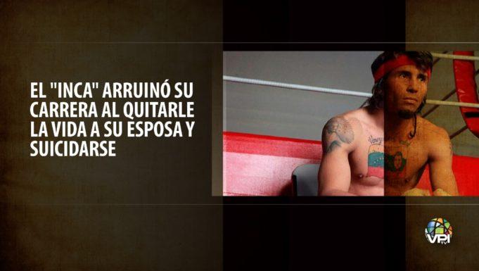 """Edwin """"El Inca"""" Valero"""