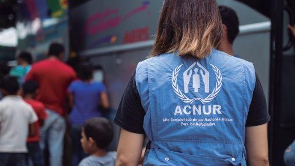 Acnur migrantes en Colombia